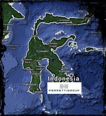 Ferretti in Indonesia