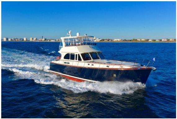 Vicem Yachts 65 Flybridge_Yachting Pleasure