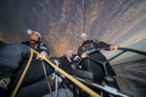 COMANCHE ENTERS CRUCIAL PHASE IN TRANSATLANTIC RECORD ATTEMPT