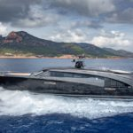 Roberto Cavalli and Tommaso Spadolini reveal the style and design of 28m M/Y Freedom