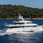 Moonen Brigadoon wind World Superyacht Award