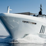 60 – metre Samurai makes her boat show debut in Monaco
