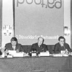 Today 50 years ago: Start of the 1st boot Düsseldorf