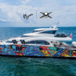 SUNREEF YACHTS PARTNERS WITH ARTIST