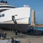 BENETTI LAUNCHES 70-METER CUSTOM SUPERYACHT FB273