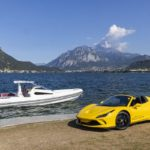 Lomac partners with exclusive supercar