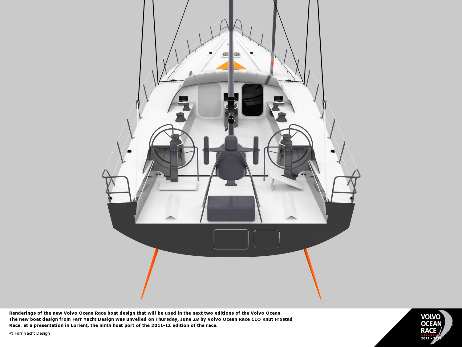 Volvo Ocean Race Introduces New Boat For Next Two Races Yachting