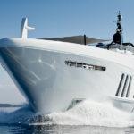 60 – metre Samurai makes her boat show debut in Monaco