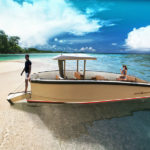 DutchCraft 25:  the electric boat driven by versatility